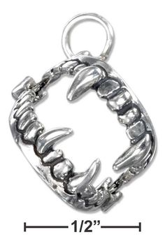 a675b0eac 31 Best Sterling Silver Food and Drink Charms images | Silver charms ...