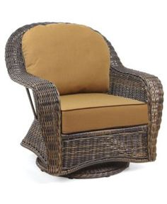 Swivel and glide patio chairs