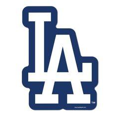 Los Angeles Dodgers Logo on the GoGo #LosAngelesDodgers
