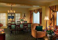 Houston Marriott Westchase Hotel Presidential Suite