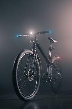 BLACKLINE: The Bike Design Project by MINIMAL (MNML), via Behance