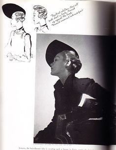 VOGUE November 1 1937 Eric Lud Schiaparelli