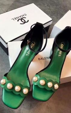 Chanel - Chanel Boots - Trending Chanel Boots for sales. Stilettos, Pumps, High Heels, Dr Shoes, Green Shoes, Me Too Shoes, Shoes Heels, Chanel Boots, Chanel Chanel