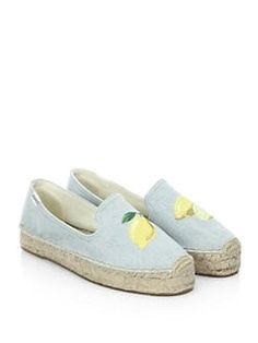 b80243b114f Product image Slip On Espadrilles, Espadrille Sandals, Slip On Shoes,  Chambray, Flats