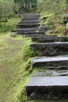 Portland travel post - Japanese Tea Garden