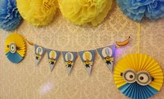 Despicable Me / Minions Birthday Party Ideas | Photo 1 of 10 | Catch My Party