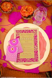 orange and cerise pink wedding - Google Search