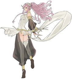 "(86) Tumblr Official Art for the ""Fire Emblem: Awakening"" girls. Pt. 1/5"
