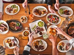 Hit this Mission hotspot for backyard barbecue with a California influence. Eschew tradition and order the duck wings, a nontraditional take with the same finger-licking goodness.Hi Lo BBQ, 3416 19th Street, San Francisco (415-874-9921).