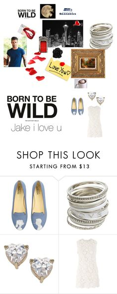 """To my dear wildone"" by alwayspolished ❤ liked on Polyvore featuring ADAM, Chiara Ferragni, Wet Seal and Topshop"
