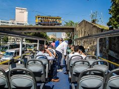 Rio inicia tour em ônibus panorâmico de dois andares Alô, Rio de Janeiro…