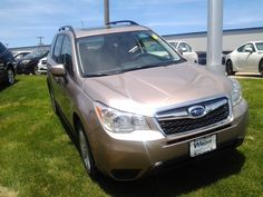 Subaru Forester in Burnished Bronze, SF14046