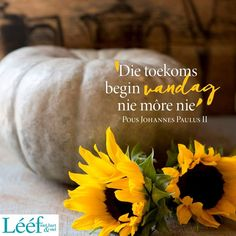 Afrikaans Quotes, Hart, Positive Quotes, Qoutes, Daisies, Sunflowers, Blessings, Relationship, Christian