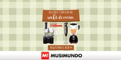 Musimundo.com - GANATE UN KIT DE COCINA LILIANA! Cosmos, Ideas Para, My Style, Shopping, Pageants, The World, Sweet Recipes, Cookies, Prize Draw