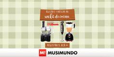 Musimundo.com - GANATE UN KIT DE COCINA LILIANA!