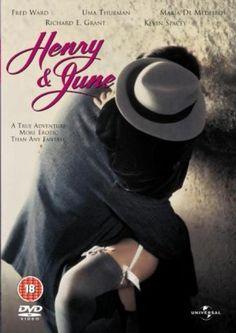 Henry y June (El diario íntimo de Anaïs Nin) (1990)