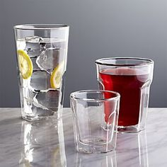 Belle Double Wall Glasses