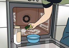 Uunin puhdistus – katso kuvalliset ohjeet | Meillä kotona Keurig, Diy And Crafts, Coffee Maker, Kitchen Appliances, Cleaning, Coffee Maker Machine, Cooking Ware, Coffee Percolator, Home Appliances