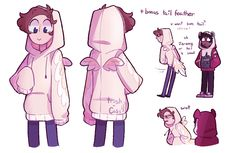 Anonymous said: Can you draw jermey in a bird hoodie or costume? :V Answer: this is,,, , so important (hood designs by :v)<===This. this is beautiful Cartoon Kunst, Cartoon Art, Be More Chill Musical, Michael Mell, Cute Art Styles, Wow Art, You Draw, Character Design Inspiration, Cute Drawings