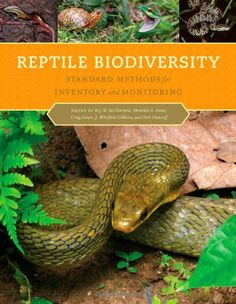Reptile Biodiversity: Standard Methods for Inventory and Monitoring by Roy W. McDiarmid http://www.amazon.com/dp/0520266714/ref=cm_sw_r_pi_dp_qRgMub0GQCVPK
