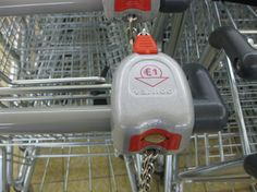 Why are Shopping Carts Locked up in Italy, and What do You Mean I Have to Pay for a Bag to Put My Groceries Into? #italy #italyshopping #shopitaly #supermercato #ipermercato #alimentari #hypermarket #shoppingcarts #plasticbags #plastic #environment