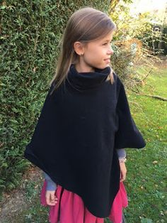 Poncho Fille 12 Ans A Tricoter : poncho, fille, tricoter, Idées, Poncho, Enfants, Poncho,, Tricot,, Enfant