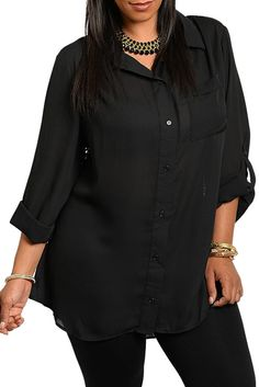 DHStyles Women's Black Plus Size Sexy Collared Open Back High-Low Top - 14-16 #sexytops #clubclothes #sexydresses #fashionablesexydress #sexyshirts #sexyclothes #cocktaildresses #clubwear #cheapsexydresses #clubdresses #cheaptops #partytops #partydress #haltertops #cocktaildresses #partydresses #minidress #nightclubclothes #hotfashion #juniorsclothing #cocktaildress #glamclothing #sexytop #womensclothes #clubbingclothes #juniorsclothes #juniorclothes #trendyclothing #minidresses…