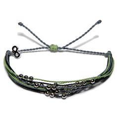 Stoppt den Wildtierhandel Perlen - Weltfreund Armbänder
