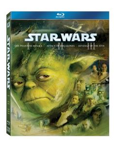 Star Wars: The Prequel Trilogy (Episodes I - III) [Blu-ray] - http://www.highdefinitiondvdstore.com/dvd-free-shipping-on-high-definition-dvds-and-movies/hot-price-closeout-dvd-and-blu-ray-dvds-warehouse-deep-discount-hurry-free-shipping/star-wars-the-prequel-trilogy-episodes-i-iii-blu-ray/