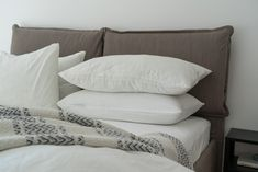 How to Clean a Memory Foam Pillow | HubPages White Pillow Cases, White Pillows, Accent Pillows, Pillow Covers, Foam Pillows, Bed Pillows, Pillow Headboard, East Miami, Bed Sheet Sets
