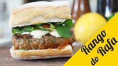 Burger Italiano - Rango do Rafa