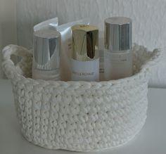 Crochet Home, Crochet Fashion, Hygge, Handicraft, Basket, Deco, Knitting, Villa, Victoria