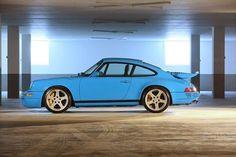 RUF Ultimate (Porsche 964) RestoMod