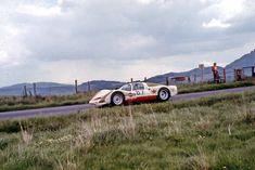 Erich Bitter and Reinhold Joest in the Caltex Porsche 906 at the 1968 Nürburgring Bitter, Porsche, Porch