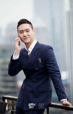 Korean Star, Korean Men, Asian Men, Asian Actors, Korean Actors, Jealousy Incarnate, Go Kyung Pyo, Kbs Drama, Yoo Ah In