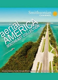 Pennsylvania & Beyond Travel Blog: Smithsonian Channel: Aerial America Southeast Collection DVD #sponsored