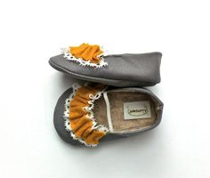 Hey, I found this really awesome Etsy listing at https://www.etsy.com/listing/152240724/penelope-baby-girl-shoes-gray-with