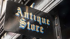 How to find great items at antique stores