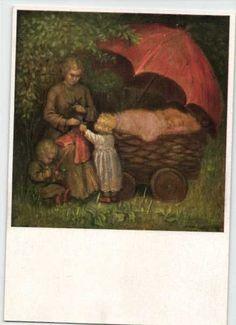 Illustratoren 26x; Maria Spötl - 1900-1953, Oostenrijk