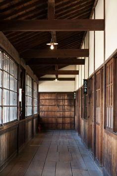 School room at Shodo-shima island, Japan