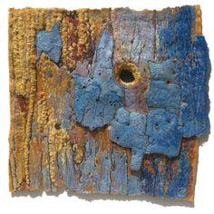 Natalie Margulis - looks like wood, but it is fibers, lovely