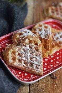 Grundrezept Joghurtwaffeln & Erdnussbutter Joghurt Waffeln - Peanut Butter Yogurt Waffles   Das Knusperstübchen