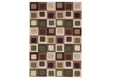 "Series Name:Sloane - Red  Item Name:Medium Rug  Model #:R217002  Dimensions:5"" x 7""3""  Weight:11 lbs"