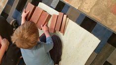 Montessori Broad Stair Presentation