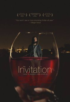 The Invitation makes brilliant use of its tension-rich premise to deliver a uniquely effective -- and surprisingly clever -- slow-building thriller.