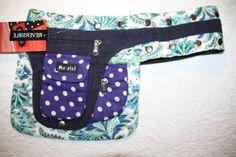 Moshiki Hot Belt Bon Bon Hüfttasche mit praktischen Unterteilungen für Handy & co bunt 109585
