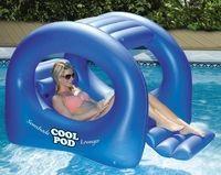 cool pool sunshade lounger