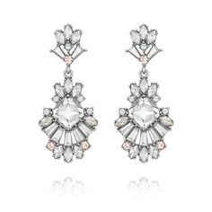 Celestial Frost Post Drop Earrings   Chloe + Isabel https://www.chloeandisabel.com/boutique/sarahmontelongo