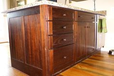 J.L. Powell & Co, Inc. - Lumber custom milled for cabinets.  Any architectural profile available