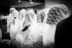 RMPTR Mass of Consecration 8.15.12 | Real Men Pray The Rosary. Beautiful Chapel veil